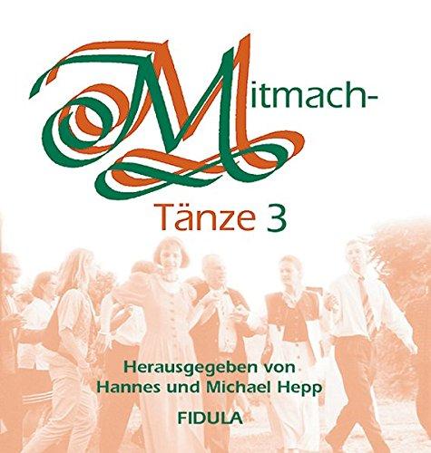 CD - Mitmachtänze 3
