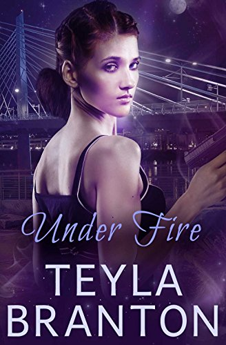 Under Fire: A Paranormal Suspense Novel (Imprints Book 4)