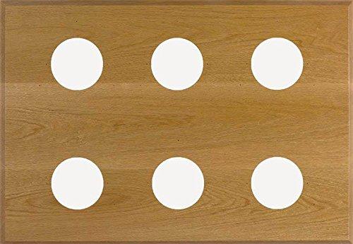 UPC 888173003291, Six Instrument Panel in Oak Finish