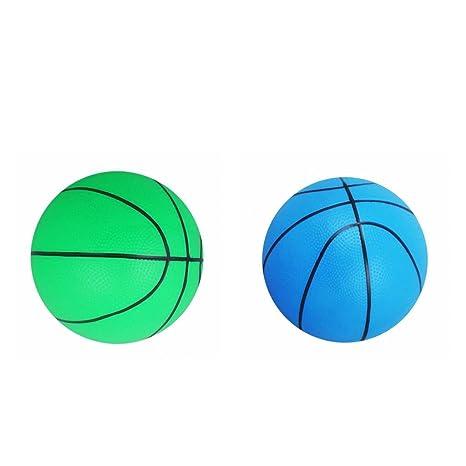 MagiDeal 2 Piezas Juegos de Aire Libre Deportivo Mini Baloncesto ...