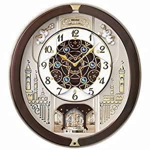 Seiko Melodies in Motion Musical Wall Clock with 18 ...