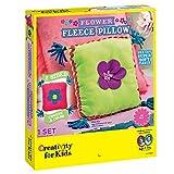 Creativity for Kids - Flower Fleece Pillow