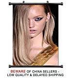 Gemma Ward Sexy Model Actress Fabric Wall Scroll Poster (32x48) Inches