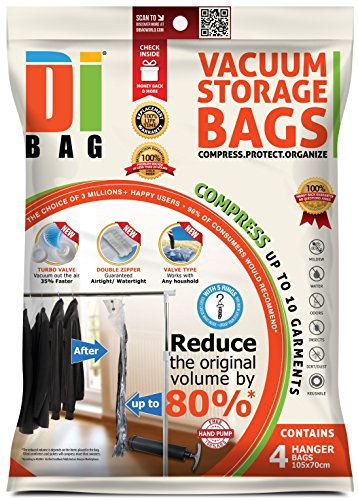How To Use Space Saver Bags Without Vacuum - 2