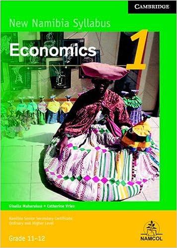 NSSC Economics Module 1 Student's Book