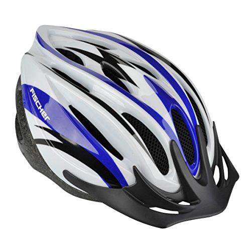 Fischer Fahrradhelm, Blau, S, 86176