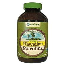 Nutrex Hawaiian Spirulina Pacifica Powder, 16-Ounce Bottle