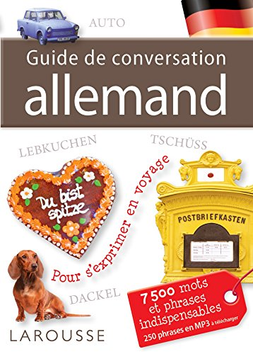 Guide de conversation allemand ()