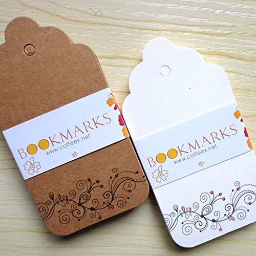 18bdcf49a666 Amazon.com: Lysee Hot! Classic! Floral DIY Unique Cards, Bookmarks ...