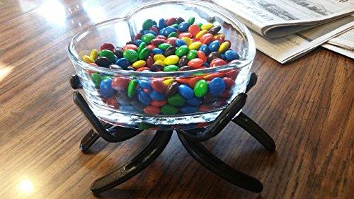 (Horseshoe Candy Dish)