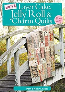 Jelly Roll Quilts: Pam Lintott, Nicky Lintott: 9780715328637 ... : jelly roll quilt pattern books - Adamdwight.com