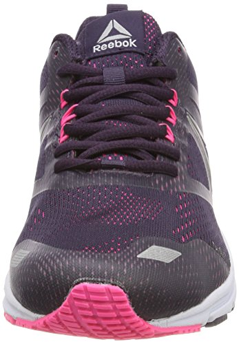 Silver Pour De Chaussures Reebok 000 smoky Course Acid Femmes Gris Volcano Cn1967 Pink IPdInqxw45