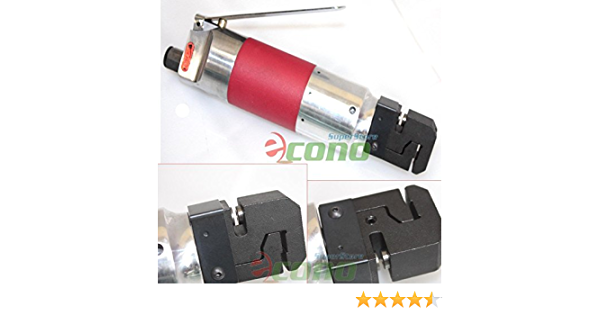 Details about  /Air Panel Flange Punch Tool Pneumatic Auto Body Sheet Metal 1//4 NPT Hole Puncher