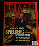 Time Magazine (Steven Spielberg , The Lost World , Jurassic Park)