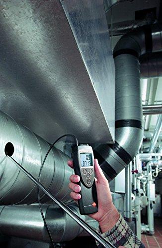 Testo 425 - Anemómetro de alambre caliente (número de pieza 0560 4251)
