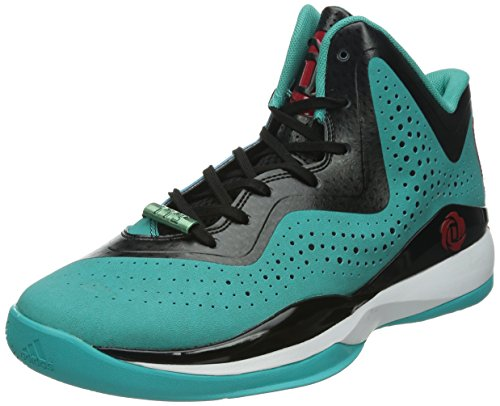 Adidas Basketball Trainings D Rose 773 Iii Vivmin/scarle/cblack, VIVID MINT F14/SCARLET/CORE BLACK, 9.5