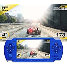 "2018 Handheld Video Game Console, 4.3"" LCD Player 8GB Built-In 32Bit 10000 Games by SmartPro"