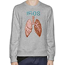 Tfios Slogan Sweater-Jumper For Men & Women| Custom -Printed T-Shirt| Soft Cotton & Polyester Blend| Premium Quality DTG Printing| Customizable Unisex Clothing By Byronz Clothing XX-Large