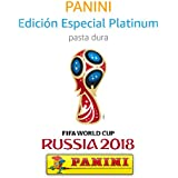 Panini Coupe du Monde 2018 Stickers Album cartonné
