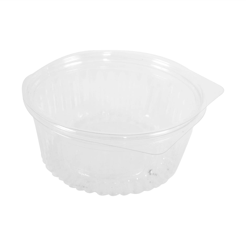 透明プラスチック漏れ防止24オンス容器、蓋付きランチ用、使い捨て再利用可能プラスチックヒンジ、食品ストレージ、サラダ、テイクアウトボックス、パーティ、フェイバー、ベーカリーボックス、地下鉄サンドイッチボックス、AHPB022。 B07GJ5YGP1