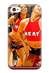 Renee Jo Pinson's Shop Best miami heat cheerleader basketball nba NBA Sports & Colleges colorful iPhone 4/4s cases 2596026K368144869