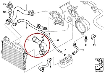 Radiator Hose Diagram on mini cooper wiring diagram r53