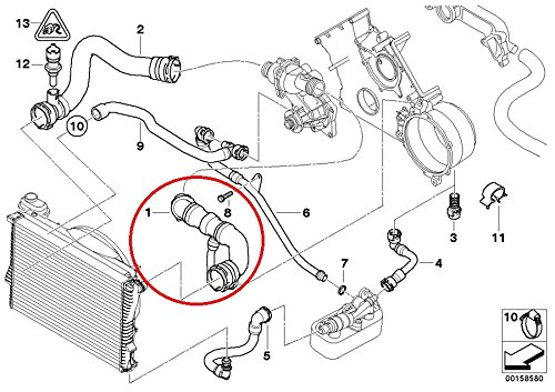 2000 bmw 740il coolant engine diagram