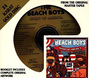 Beach Boys Spirit Of America Amazon Com Music