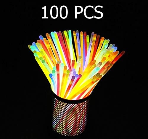 Party favor for kids Glow sticks 100 count 8