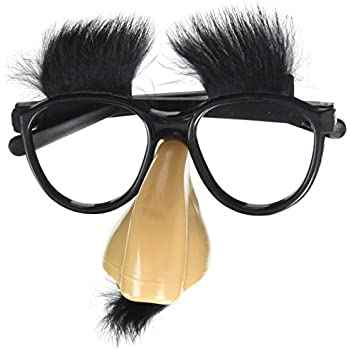Accoutrements Fuzzy Nose and Glasses Classic Disguise