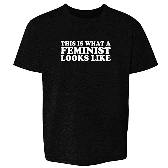 9569ad3b Amazon.com: This is What A Feminist Looks Like Political Toddler Kids T- Shirt: Clothing