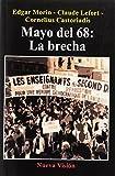 img - for Mayo del 68: La brecha book / textbook / text book
