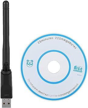 Transmisor inalámbrico Receptor, Inalámbrico Red USB WiFi ...