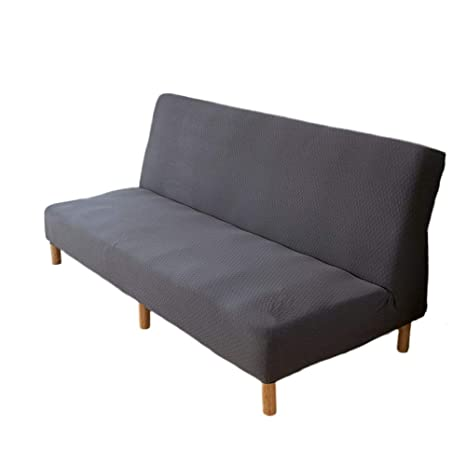 Amazon.com: PROKTH Folding Simple Sofa Bed Waterproof Sofa Cover ...