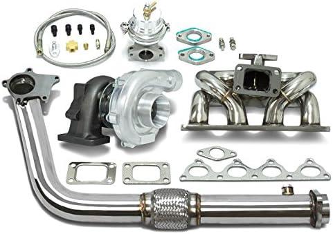 TBK-T04E-63+TM-D-S-RH-VR - Kit de turbo para coche