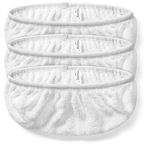 SH-WIPE TERRY CLOTH MOP COVER FOR SH-MOP, 3 PACK ()