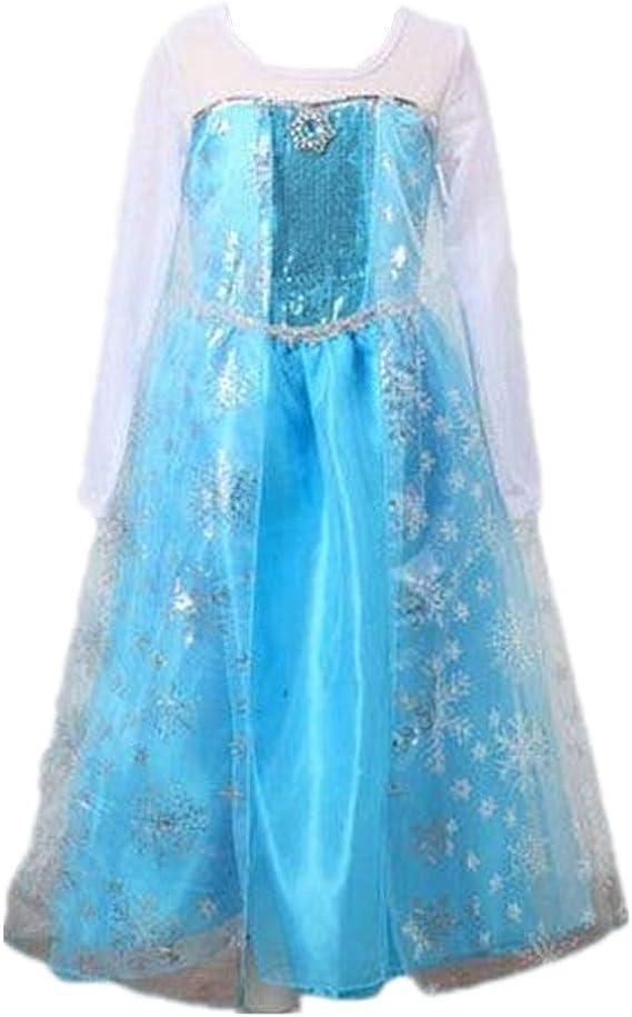 Black Sugar Robe Bleue Elsa Reine des Neiges