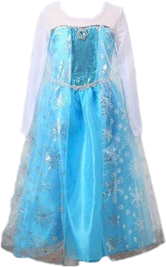 Black Sugar Robe Bleue Elsa Reine des Neiges