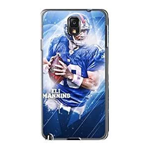 Best Cell-phone Hard Cover For Samsung Galaxy Note 3 (uRw27056GUAk) Unique Design HD New York Giants Pattern