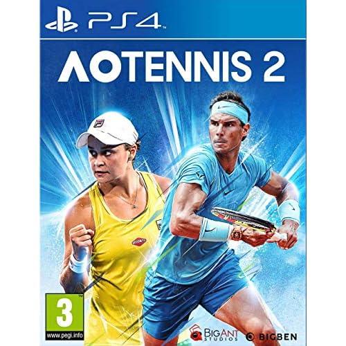 chollos oferta descuentos barato AO Tennis 2 PS4 versión española