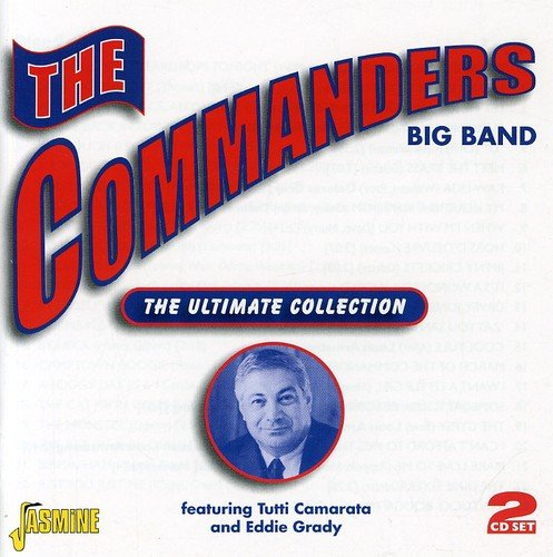 CD : Commanders Big Band - The Ultimate Collection (United Kingdom - Import, 2PC)