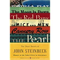 Deals on The Short Novels Of John Steinbeck: Penguin Kindle Edition