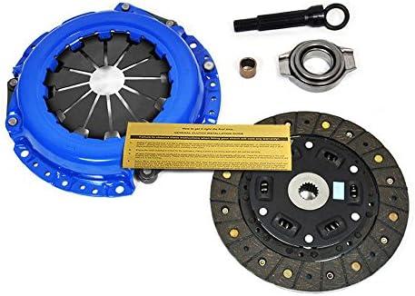 Clutch Kit compatible with 200Sx Sentra Nx G20 Base S Gxe T Ca Se-r 1991-2006 2.0L l4 GAS DOHC Naturally Aspirated Sr20De; Clutch Disc Stage 1