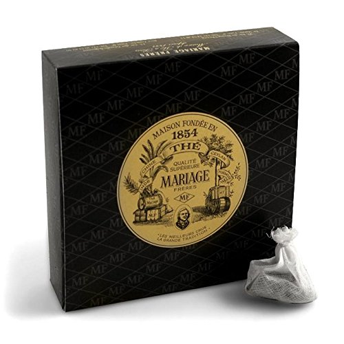MARIAGE FRERES. The Vert Marco Polo Tea, 30 Tea Bags 75g (1 Pack) Seller Product Id MR25S - USA - Polo Stocks