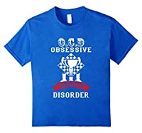 W- O.C.D Obsessive Chess Disorder T-Shirt