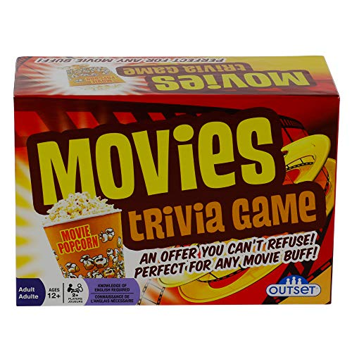 Movies Trivia Game - Fun Cinema Question Based Game...
