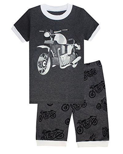 family-feeling-motorcycle-baby-boys-short-sets-pajama-for-kids-clothes-cotton-18-24-months-newborns