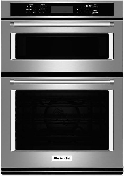 Amazon.com: Cocina Ayuda koce500ess 30 Doble Eléctrico Horno ...