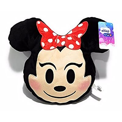 Minnie Mouse Plush Pillow: Home & Kitchen