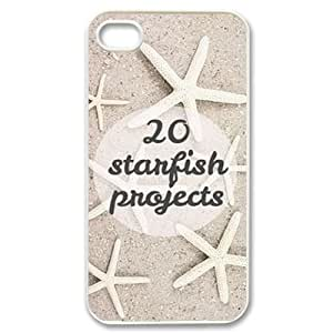 Starfish DIY Cell Phone Case for iPhone 4,4S LMc-51720 at LaiMc hjbrhga1544